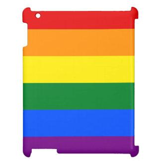 Rainbow Flag Cover For The iPad