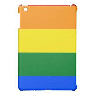 Rainbow Flag Cover For The iPad Mini