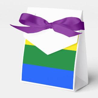 Rainbow Flag Favor Box