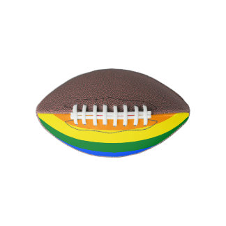 Rainbow Flag Football