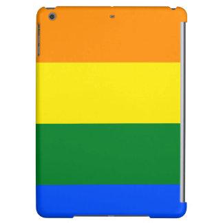 Rainbow Flag iPad Air Case