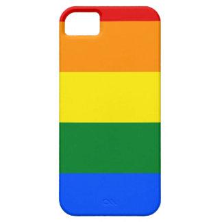 Rainbow Flag iPhone 5 Covers