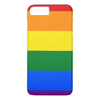 Rainbow Flag iPhone 8 Plus/7 Plus Case