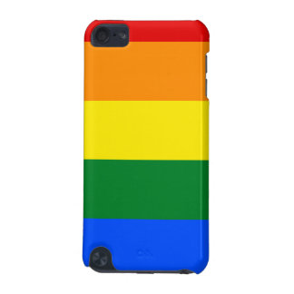 Rainbow Flag iPod Touch 5G Covers