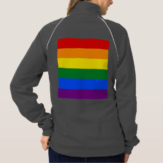 Rainbow Flag Jacket