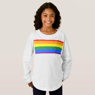 Rainbow Flag Jersey Shirt