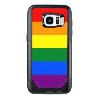 Rainbow Flag OtterBox Samsung Galaxy S7 Edge Case