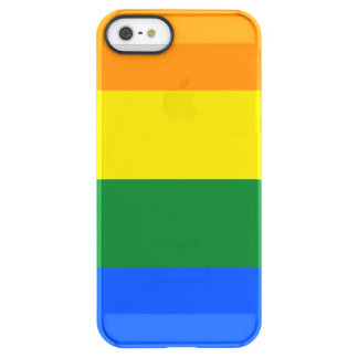 Rainbow Flag Permafrost® iPhone SE/5/5s Case