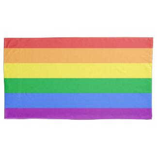Rainbow Flag Pillowcase