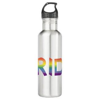 Rainbow Flag Pride 710 Ml Water Bottle