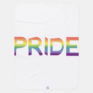 Rainbow Flag Pride Baby Blanket