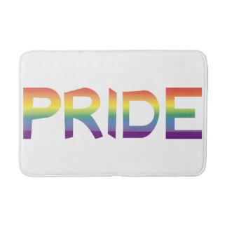 Rainbow Flag Pride Bath Mat