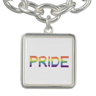 Rainbow Flag Pride Bracelet