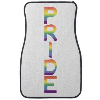 Rainbow Flag Pride Car Mat