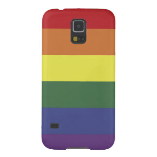 Rainbow Flag - Pride Galaxy S5 Covers