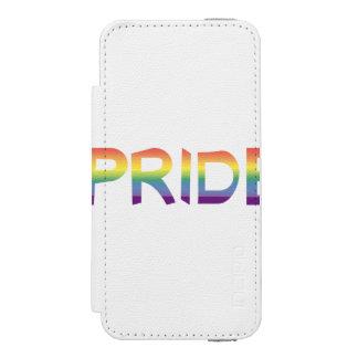 Rainbow Flag Pride Incipio Watson™ iPhone 5 Wallet Case