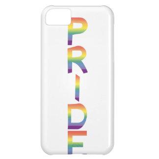 Rainbow Flag Pride iPhone 5C Cover