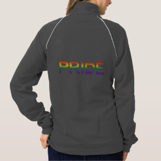 Rainbow Flag Pride Jacket
