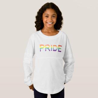 Rainbow Flag Pride Jersey Shirt