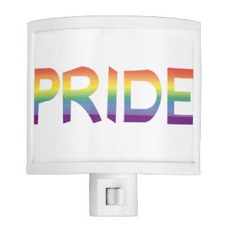 Rainbow Flag Pride Nite Light