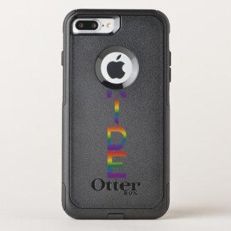 Rainbow Flag Pride OtterBox Commuter iPhone 8 Plus/7 Plus Case
