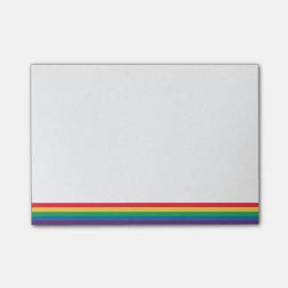 Rainbow Flag Pride Post-it Notes