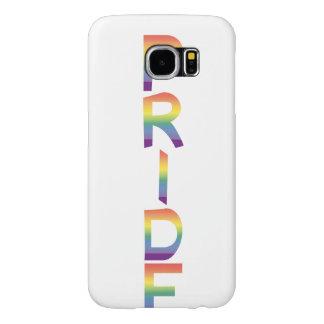 Rainbow Flag Pride Samsung Galaxy S6 Cases