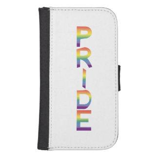 Rainbow Flag Pride Samsung S4 Wallet Case