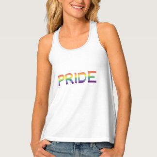 Rainbow Flag Pride Tank Top