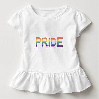 Rainbow Flag Pride Toddler T-shirt
