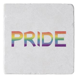 Rainbow Flag Pride Trivet