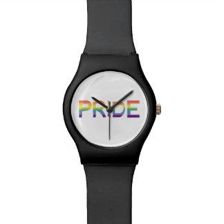 Rainbow Flag Pride Watch
