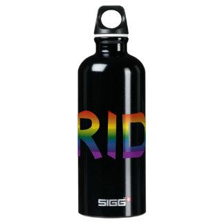 Rainbow Flag Pride Water Bottle