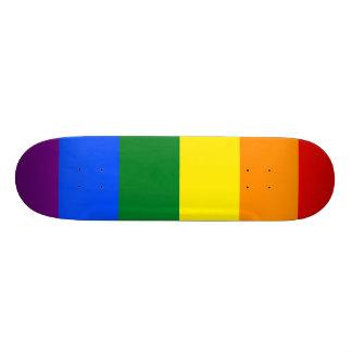 Rainbow Flag Skateboard