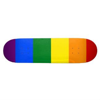Rainbow Flag Skateboards