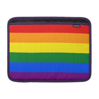 Rainbow Flag Sleeve For MacBook Air