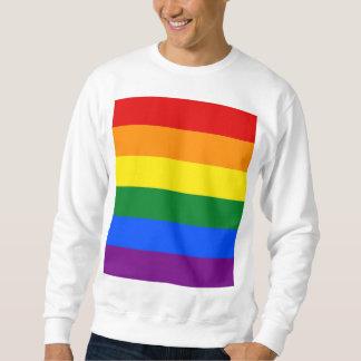 Rainbow Flag Sweatshirt