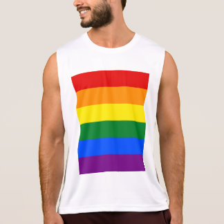 Rainbow Flag Tank Top