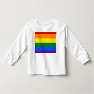Rainbow Flag Toddler T-shirt
