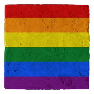 Rainbow Flag Trivet