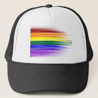 Rainbow Flag Trucker Hats