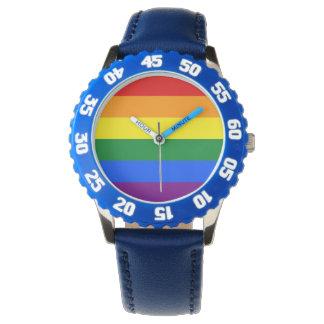 Rainbow Flag Watch