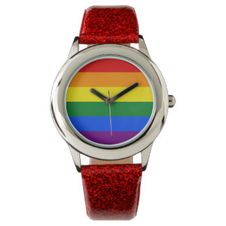 Rainbow Flag Watch