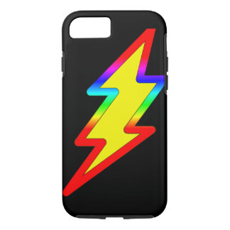 Rainbow Flash iPhone 8/7 Case