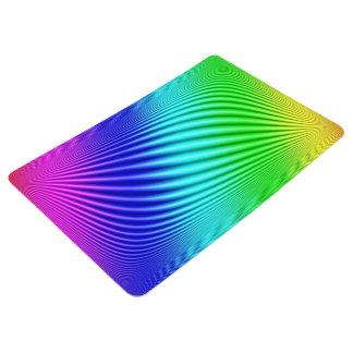 Rainbow Floor Mat