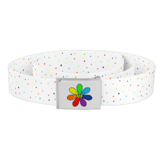 Rainbow Flower Belt