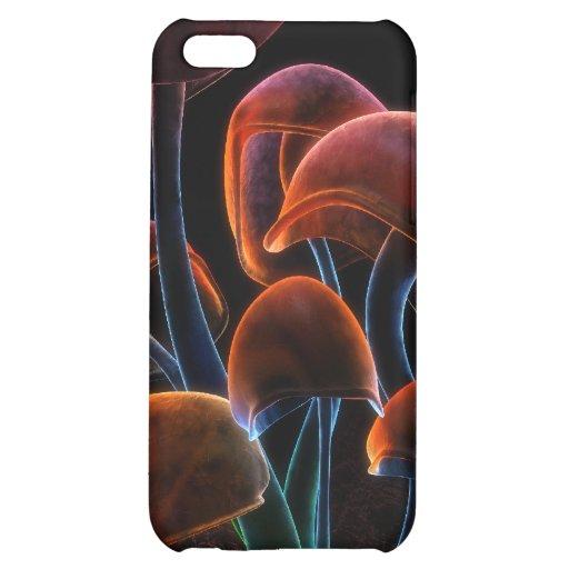 Rainbow Fluorescence Speck Case (iPhone 4) iPhone 5C Case
