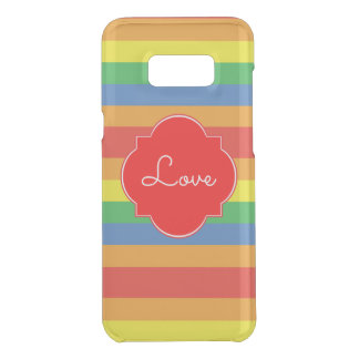 Rainbow for Love Uncommon Samsung Galaxy S8 Plus Case