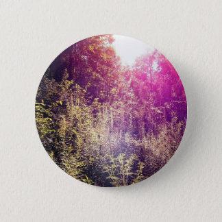 Rainbow Forrest Standard, 2¼ Inch Round Button