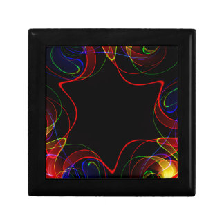 Rainbow fractal #2 gift box